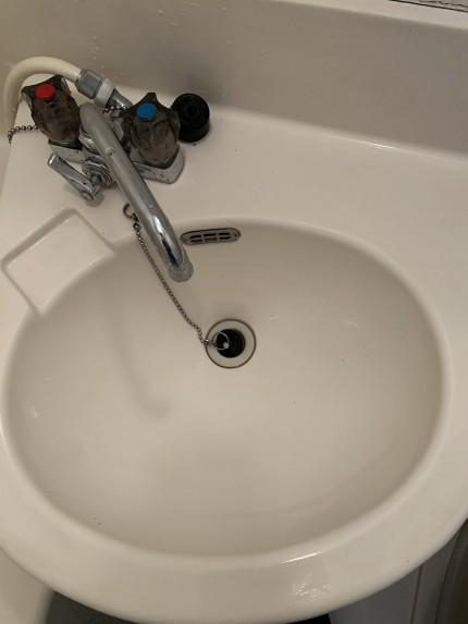 洗面台クリーニング お掃除 鹿児島