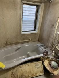 鹿児島市 カビ汚れ お風呂掃除