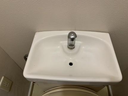 鹿児島市 トイレ・洗面の水アカ