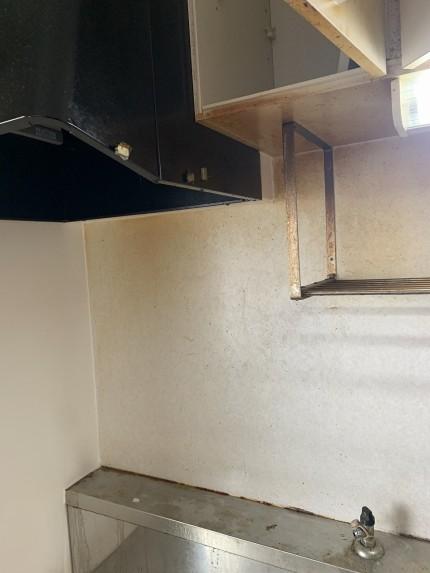 鹿児島市 キッチン 油汚れ