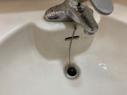 鹿児島市 洗面台お掃除