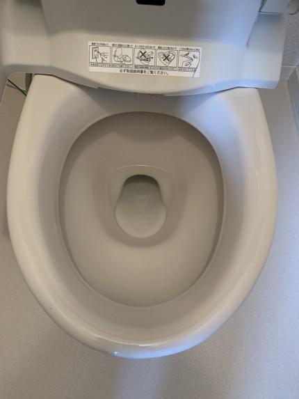 鹿児島市 トイレのお掃除