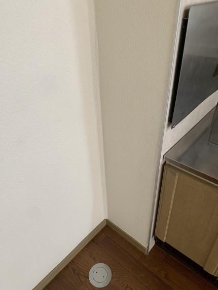 鹿児島市 壁紙染色 張り替え
