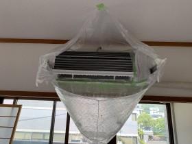 鹿児島市 エアコンクリーニング