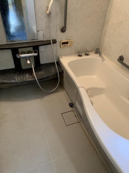 鹿児島市 浴室のお掃除