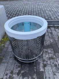 鹿児島市 カビ汚れ 洗濯槽クリーニング